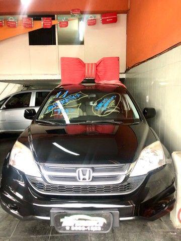 Honda crv automatica top flex bancos caramelo  - Foto 2