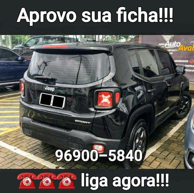 Jeep Renegade 2016 Financiado 60x Oportunidade  - Foto 2