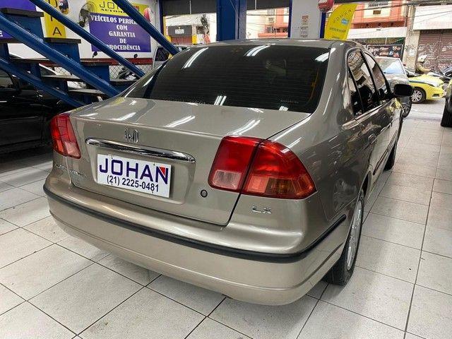 Honda Civic Sedan LX 1.7 16V - Foto 5