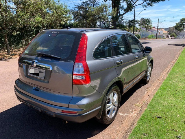 Honda CR-V Exl Awd 2011 - Única Dona - Foto 12