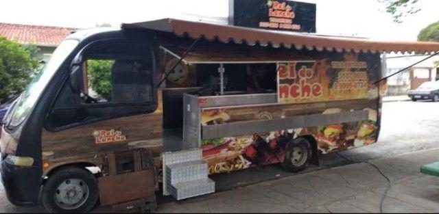 Treille food truck