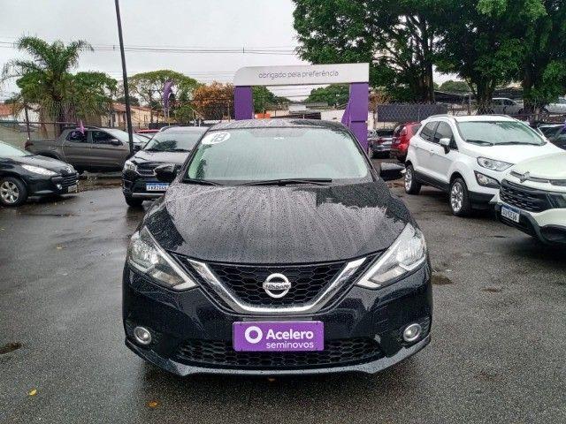 Nissan Senta SV 2.0 - 2018 - Entrada Facilitada - 12x S/ Juros