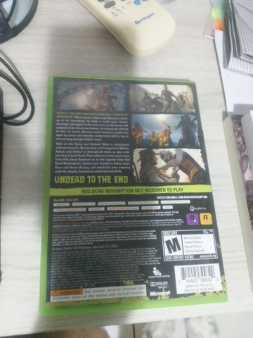 Red Dead Redemption Undead Nightmare - Foto 3