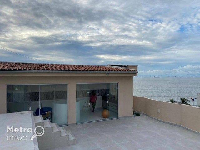 Apartamento com 3 quartos à venda, 250 m² por R$ 800.000 - Ponta Dareia - São Luís/MA - Foto 19