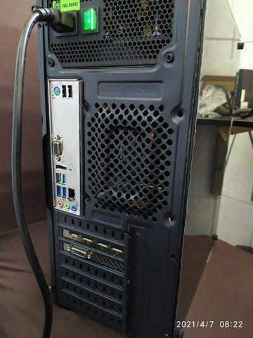 Super PC Ryzen 5 2600 RX 570 Aorus 16gb SSD 256gb - Foto 3