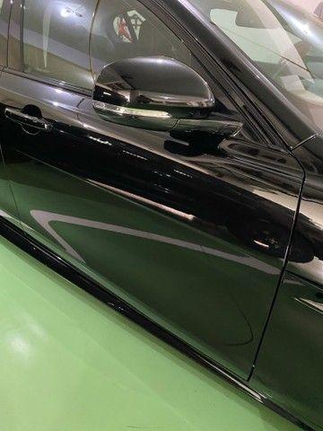 JAGUAR XE R-Sport Revisado em concessionária sem retoques de pintura baixa km impecável  - Foto 12