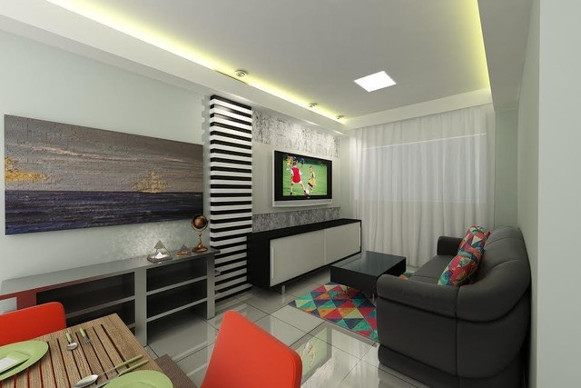Apartamento à venda, 63 m² por R$ 150.000,00 - Vereda Tropical - Eusébio/CE - Foto 4