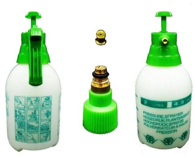 (NOVO) Borrifador  Pulverizador 2l Alta Pressão Para Água, Veneno, Álcool e outros - Foto 4