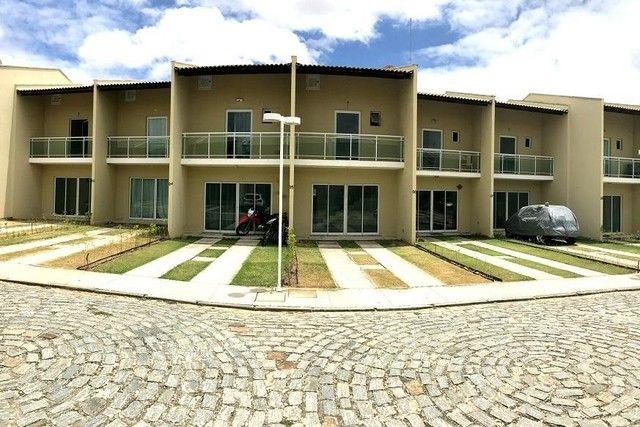 Casa Em Condominio, 02 Suites, 02 Vagas , Guaribas - Eusébio/CE