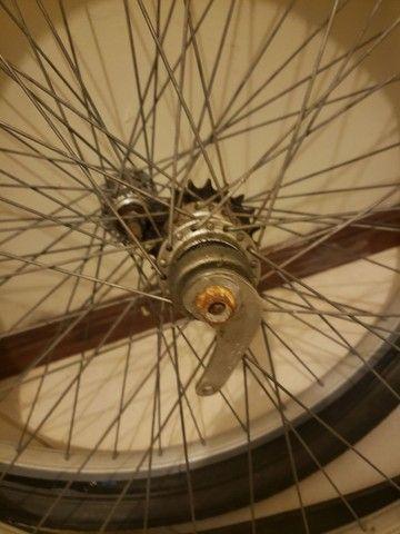 Rodas da barra circular ou monarque - Foto 4