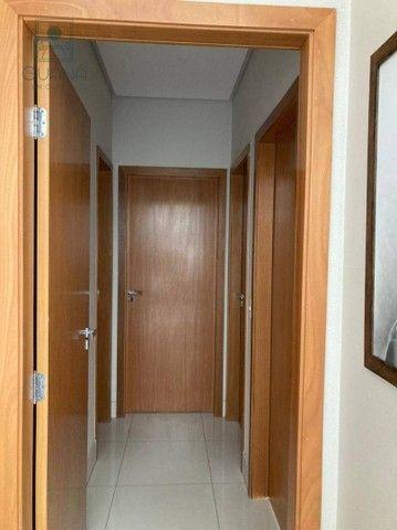 Apartamento bem localizado, com 3 quartos e sacada com churrasqueira à venda, 93 m² por R$ - Foto 2
