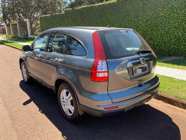Honda CR-V Exl Awd 2011 - Única Dona - Foto 10