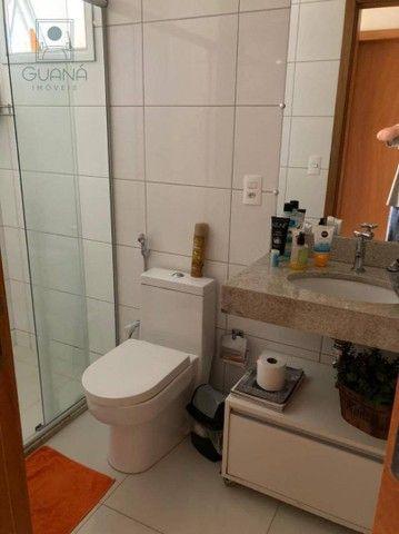 Apartamento bem localizado, com 3 quartos e sacada com churrasqueira à venda, 93 m² por R$ - Foto 8