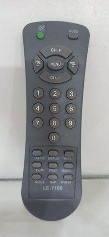 Controle Remoto TV Philco Le-7168