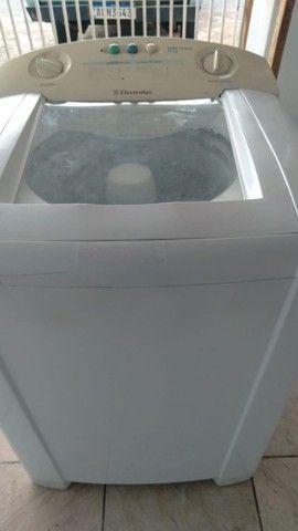 Máquina de lavar Electrolux 8KG (Entrego Com Garantia)