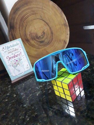 Óculos de ciclismo tipo sutro