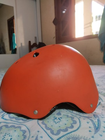 Capacete Nutcase tamanho G-GG 59 a 64cm - Foto 5