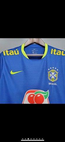 Camisetas da Seleção Brasileira - Foto 6