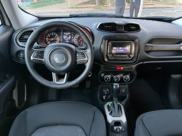 Fiat Renegade Custom Diesel 2.0 Aut. 2018 com apenas 62.451km! Completo + 4x4 - Foto 7