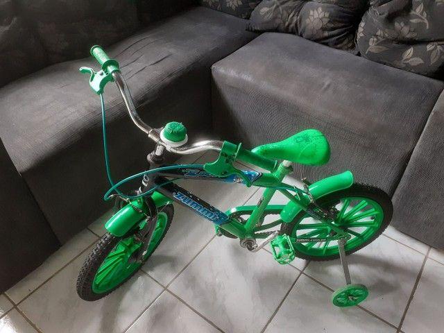 Bicicleta infantil bem conservado  - Foto 2