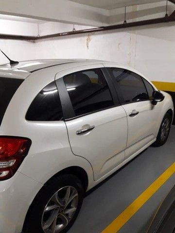 Citroën C3 1.5 Flex. Manual 05 Marchas Tendance 2014. Multimídia BVA e GPS integrado - Foto 7