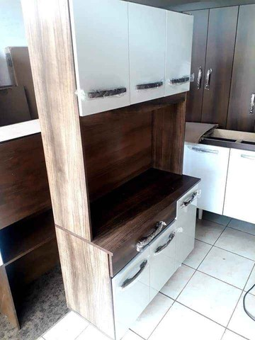 Armário de cozinha (0,90x1,70) Novo  - Foto 3