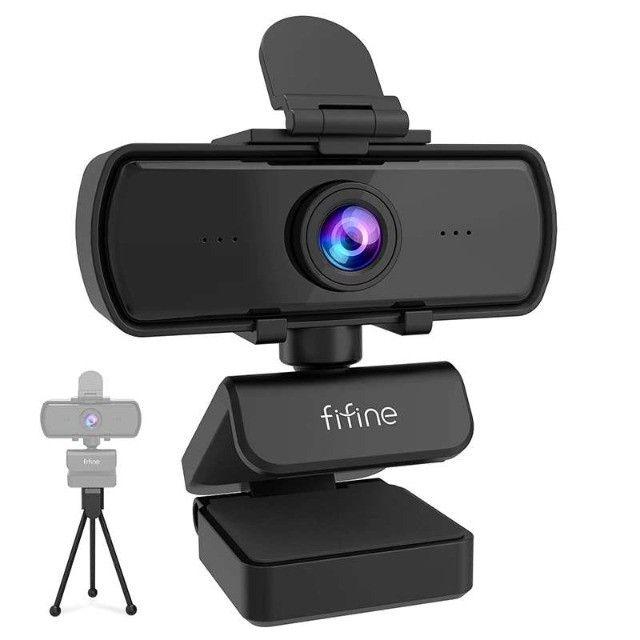 Webcam Fifine K420 1440p+Tripé - Foto 2