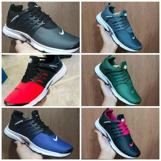 Sapato Nike,Adidas e 12 molas  - Foto 4