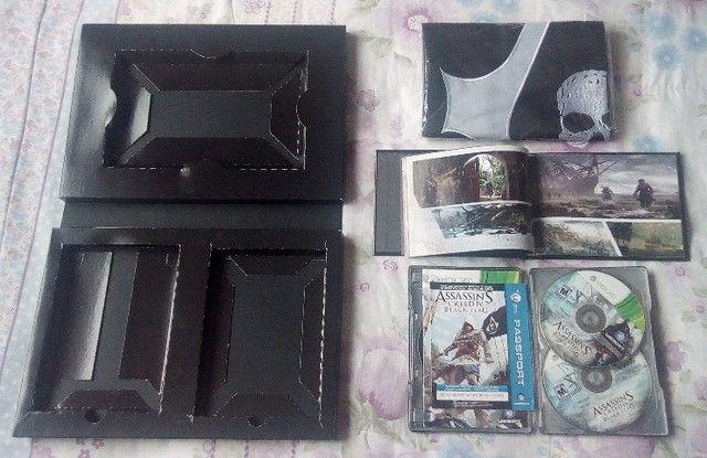 Ler descrição antes - Assassin?s Creed IV Black Flag Edição de Colecionador - Foto 2