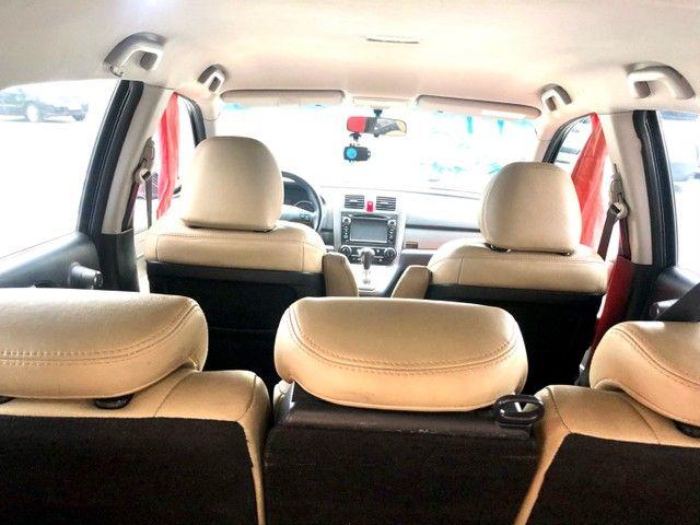 Honda crv automatica top flex bancos caramelo  - Foto 9