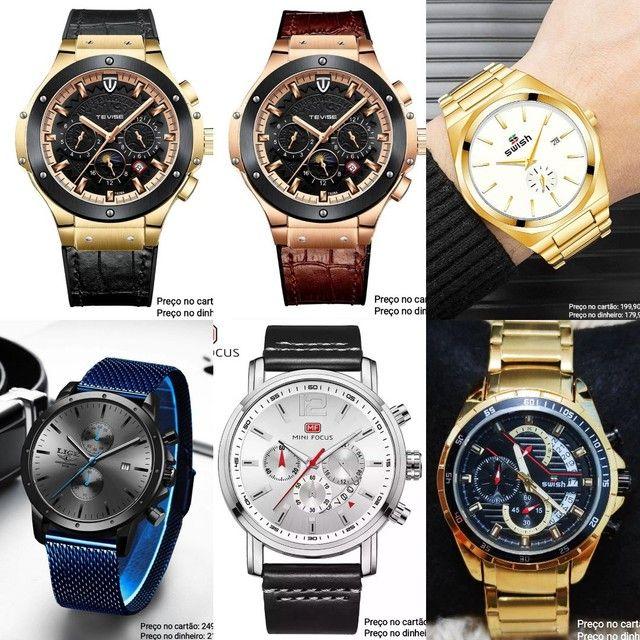 Relógios Relógios Relógios Relógios Relógios - Foto 5