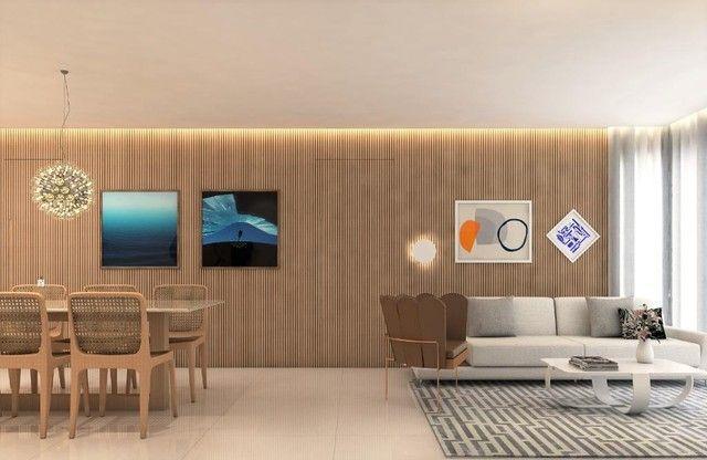 Apartamento à venda, 120 m² por R$ 703.800,00 - Pedra - Eusébio/CE - Foto 6