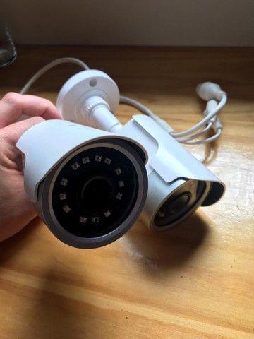 Câmera ip cftv externa - Foto 4