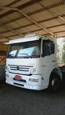 CAMINHAO MB ATEGO 2425 6X2 ANO 2008 NO CHASSI