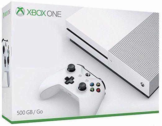 Xbox One S Slim 4k Edition 500Gb Lacrado / ou até 12x cartão / NoVo 1 ano garantia
