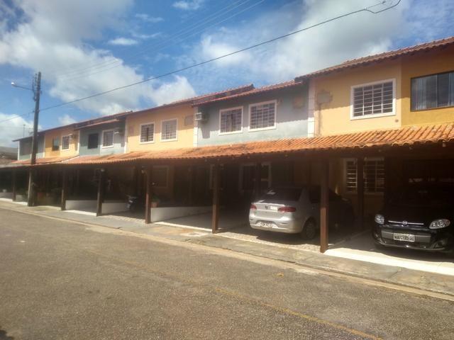 Apartamento mobiliado no Residencial Bogavile