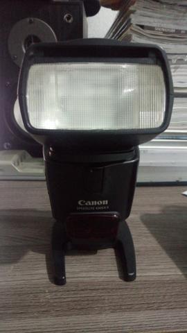 Flash Canon 430EX II + Radio flash yongnuo YN-622C