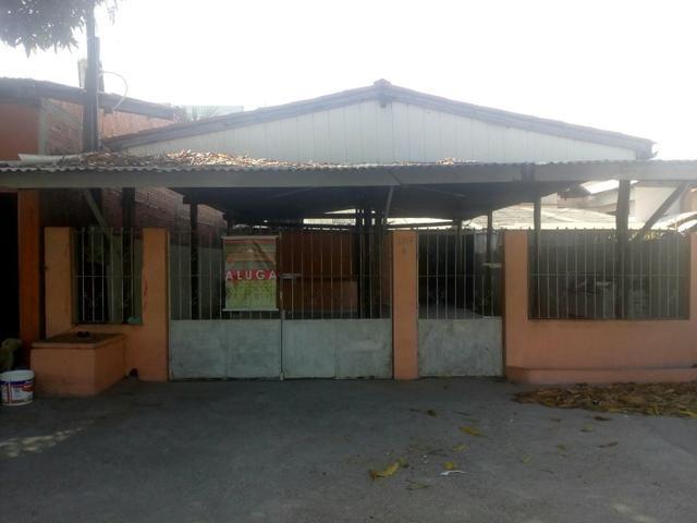 Alugo casa no bairro do Trem na Av Feliciano Coelho
