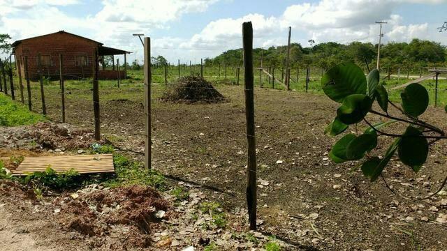 Terreno na ilha redonda com entrada e parcelamos