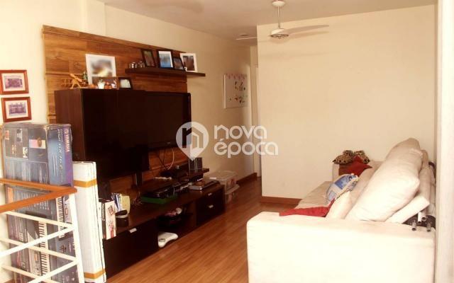 Apartamento à venda com 4 dormitórios em Grajaú, Rio de janeiro cod:AP4CB19485 - Foto 8