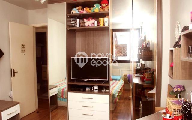 Apartamento à venda com 4 dormitórios em Grajaú, Rio de janeiro cod:AP4CB19485 - Foto 19