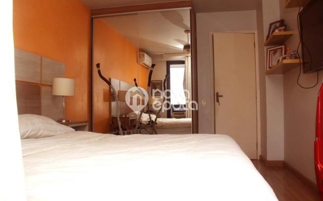 Apartamento à venda com 4 dormitórios em Grajaú, Rio de janeiro cod:AP4CB19485 - Foto 10