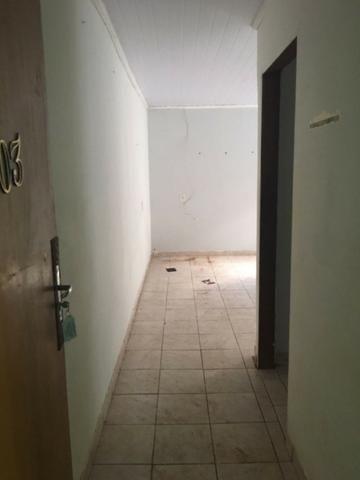 Aluga-se apto espaçoso de 2 quartos no Gama Sul