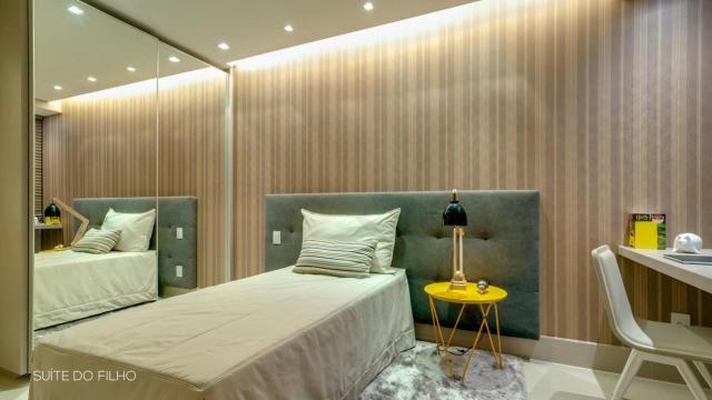 Apartamento 3 Suítes 121m² Próximo ao Vaca Brava - Essência Home Club - Foto 11