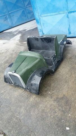 Carroceria Mini Jeep Bugatti Outros Itens Para Comercio E