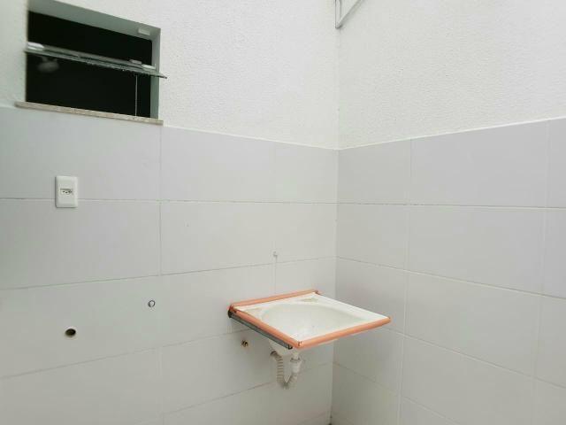 Vendo Casas de 2/4 e 3/4 todas com suíte e banheiro social ? na Mangabeira - Foto 3