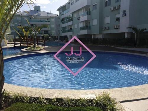 Apartamento à venda com 3 dormitórios em Ingleses do rio vermelho, Florianopolis cod:17060 - Foto 3