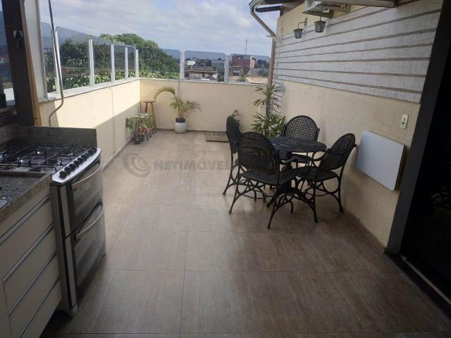 Apartamento à venda com 4 dormitórios em São joão batista, Belo horizonte cod:361445 - Foto 9