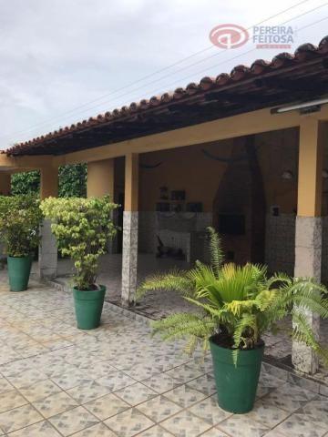 Chácara residencial à venda, panaquatira, são josé de ribamar. - Foto 5