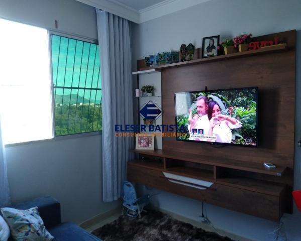 Apartamento à venda com 2 dormitórios em Condomínio vila verde, Serra cod:AP00191 - Foto 2